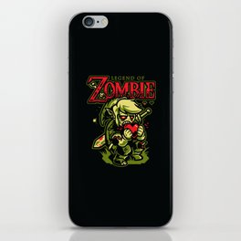 Legend of Zombie iPhone Skin