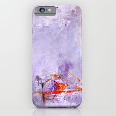orange & dusty violet iPhone 6s Slim Case