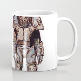 X-01 Power Armour Coffee Mug