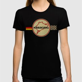 Nürburgring, the Green Hell T-shirt