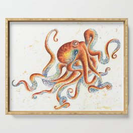 Octopus Serving Tray