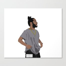 Russ Cartoon2 Canvas Print