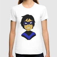nightwing T-shirts featuring Robin I - Nightwing by Tristan Sites