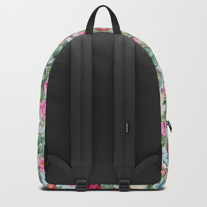 Roses garden II Backpack
