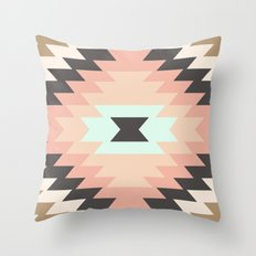Kilim 1 Throw Pillow