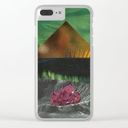 Elemental 1 Clear iPhone Case