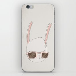 빠숑토끼 fashiong tokki iPhone Skin