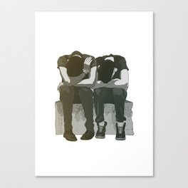 somniatore II Canvas Print