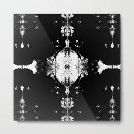 Black Series I Metal Print