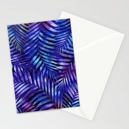 Violet jungle vibes Stationery Cards
