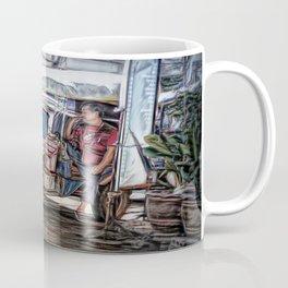 Waiting For a Fare.. Coffee Mug