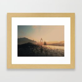 Will It & It Will Framed Art Print
