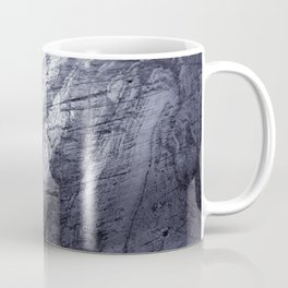 Ice age, silver Coffee Mug