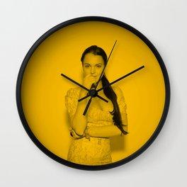 Lindsay Lohan Wall Clock