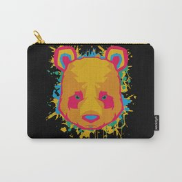 Colorfull Panda Life Carry-All Pouch