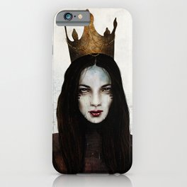 Queen iPhone Case