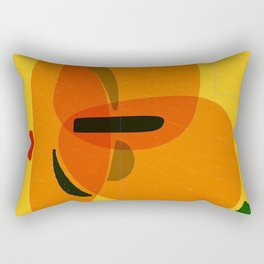 Horizons | Happy art | Wall art Rectangular Pillow