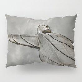 Christ of the Ozarks Pillow Sham