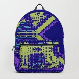 """""""Glitch"""" series #1 Backpack"""