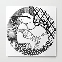 Picasso - The dream Metal Print