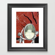 Things Aren't Always What They Appear Framed Art Print