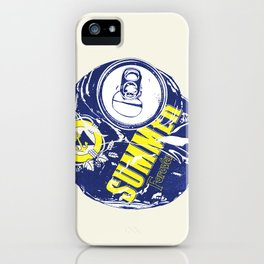 Summer Forever iPhone Case