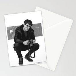 Peter Parker 2 Stationery Cards