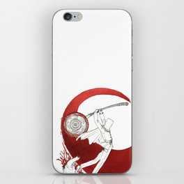 Master of the League iPhone Skin