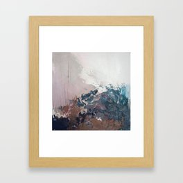 Painting Art Yoga Landscape II Framed Art Print