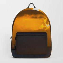 Mermaid Sun Rays Backpack