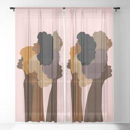 Flawless Sheer Curtain