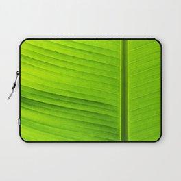 banana tree leaf Laptop Sleeve
