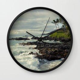 The Sea Wall Clock