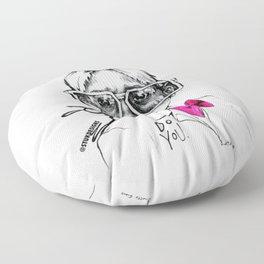#STUKGIRL Penny Floor Pillow