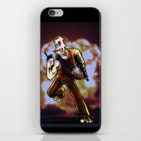 die hard iPhone & iPod Skins featuring Hard To Die by Eliseu Miranda