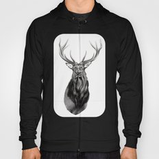Bull Elk Encounter Hoody