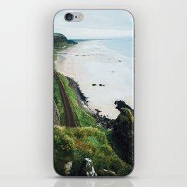 Castlerock Beach iPhone Skin