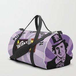 Willy Wonka's Pure Imagination Duffle Bag