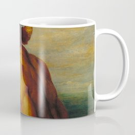 George Frederic Watts - The Minotaur Coffee Mug