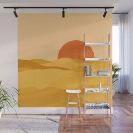 Desert Landscape 01 Wall Mural
