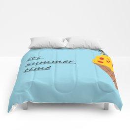 summer fun Comforters