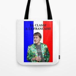 La classe à la française Tote Bag