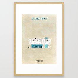 Damien Hirst Framed Art Print