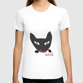 Bad Cat Bad T-shirt