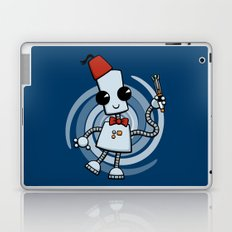 Ned the Time Traveller (11) Laptop & iPad Skin