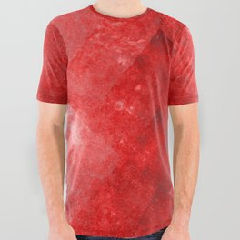 Ruby Nebulæ All Over Graphic Tee