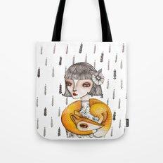 Foxie Tote Bag