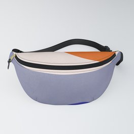 abstract minimal 50 Fanny Pack