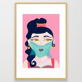 Jenny Cual Framed Art Print