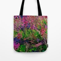 paradise Tote Bags featuring :: Paradise :: by :: GaleStorm Artworks ::